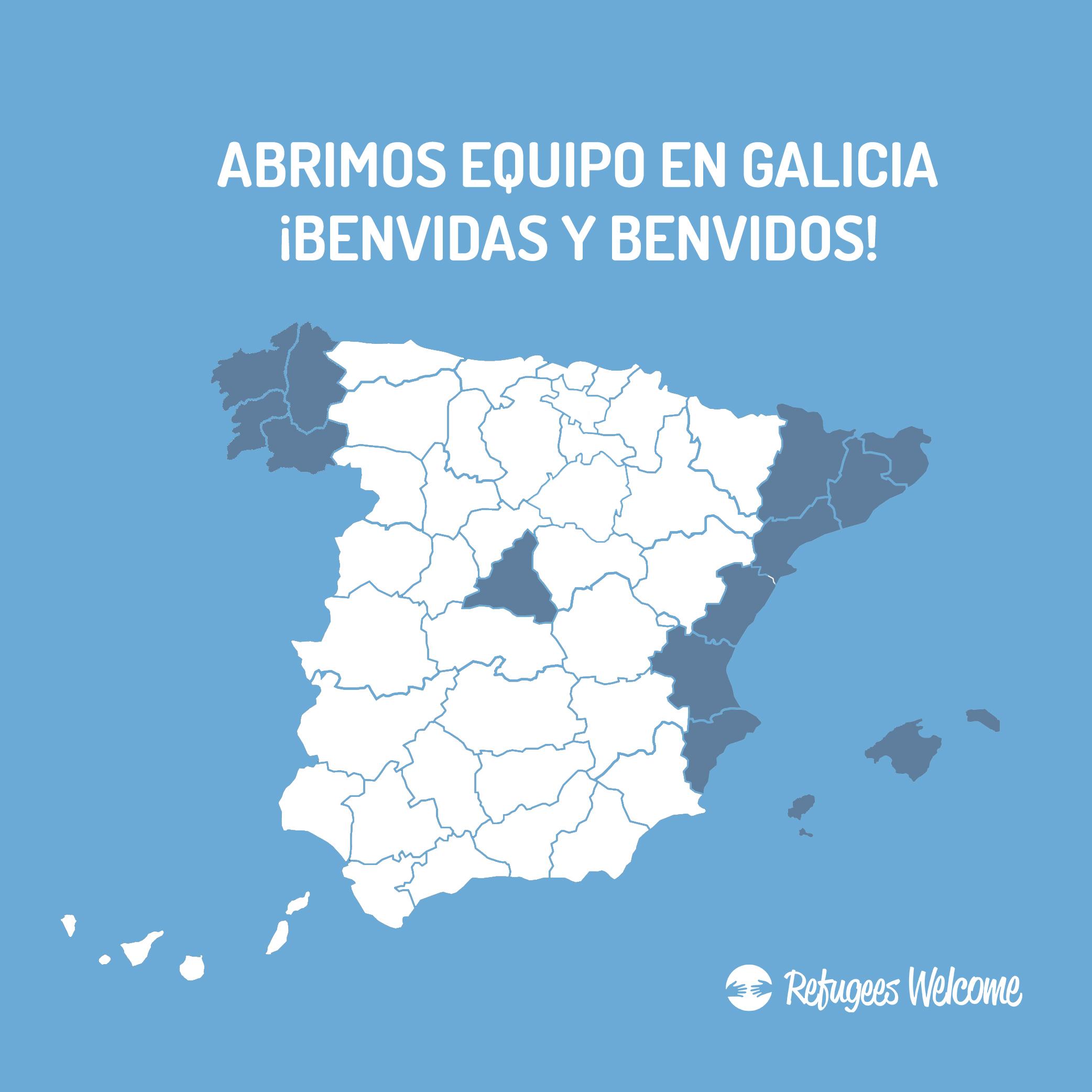 nuevo equipo Galicia