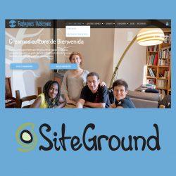SiteGround renueva su patrocinio con Refugees Welcome por tercer año consecutivo