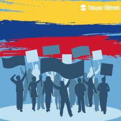 Manifiesto de Refugees Welcome sobre la situación en Colombia